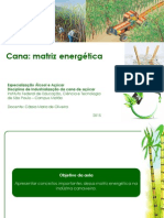 Aula 1-Cana Matriz Energética
