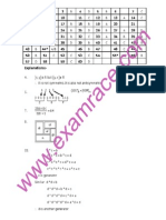 GATE Computer Science 2009 Answers