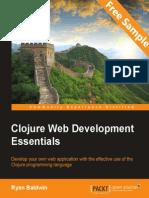 Clojure Web Development Essentials - Sample Chapter