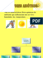 Factores.abioticos 1 Luz e Humidade