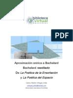 Aproximacion Onirica a Bachelard