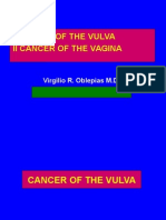 Cancer of the Vulva & Vagina1