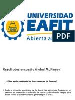 PRESENTACION McKinsey Global Survey Results