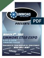 Simmons Star Expo