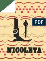 Manual Instructiuni - Masina de Cusut Nicoleta