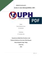 Laporan Kasus Inkompatibilitas ABO