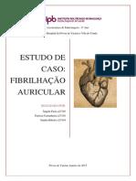 Estudo de Caso - Fibrilhação Auricular