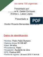 Caso Clinico Ortopedia