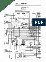Datsun 240Z Wiring Diagram 1973