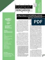 Frutas y Hortalizas Ecologicas