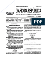 Regime Jurídico - Lei 3.94