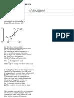 James Clerk Maxwell Wrote Maths in Poetry, 1854-02-19
