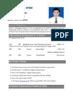 Atik Khan CV