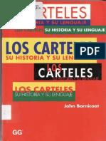 Los carteles su historia y su lenguaje - John Barnicoat