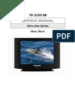 Service Manual TU2155SB