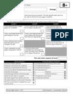 Web Maestro - Assessment Sheet