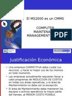 MS2000 CMMS capacitacion