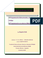 Programacion Apuntes Matlab