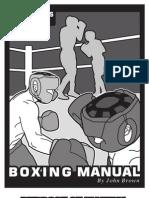 Boxing Manual