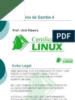 seminario samba 4