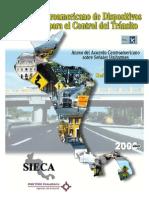 Manual Centroamericano de Dispositivos de Control Del Transito