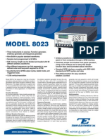 Generator 8023