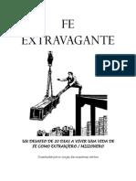 Fe Extravagante