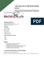 Instalação Do Bacula Em Servidor Debian Squeeze