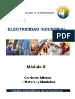 Modulo 12 Electricidad Industrial (Mer)