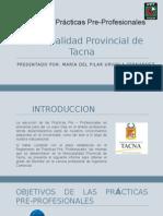 Informe de Prácticas Pre-Profesionales [Autoguardado]