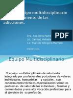 Rol Del Equipo Multidisciplinario