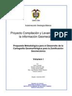 Levantamiento Informacion Geomecanica