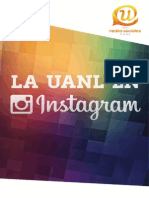Manual de Instragam UANL