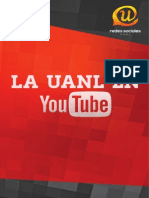 Manual de Youtube UANL