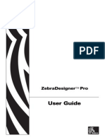 ZebraDesigner User Guide