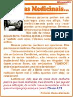 PALAVRAS MEDICINAIS