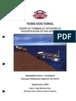 Diseño de Terminales Offshore de Regasificacion de Gas Natural