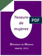 TESAURODEMUJERES_BdM2014