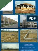 Metodo Constructivo m2 paneles