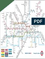 Metro Grupos Londres