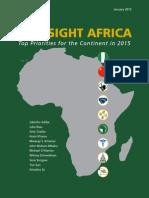 Foresight Africa