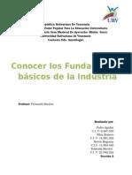 Fundamentos Basicos de La Industria