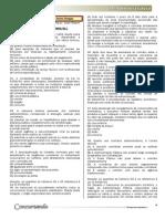 Exercícios Licitações e Contratos