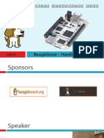 Beaglebone - Hands on Tutorial