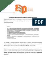 Dossier Transparencia Estadística Vigilancia