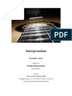 Didaktik Gitarre-Interpretation.doc