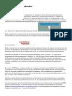 Financieras En Alcobendas