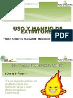 001 Lucha Contra Incendio USO Y MANEJO DE EXTINTORES.ppt