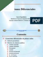 ecuaciones diferenciales ppt