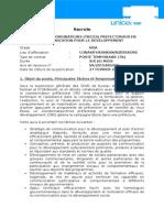 Coordonnateur Préfectoraux de la Communication C4D